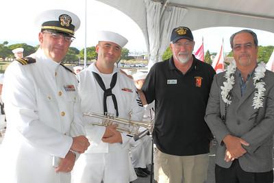 Veterans Day Sunset Ceremony 2011