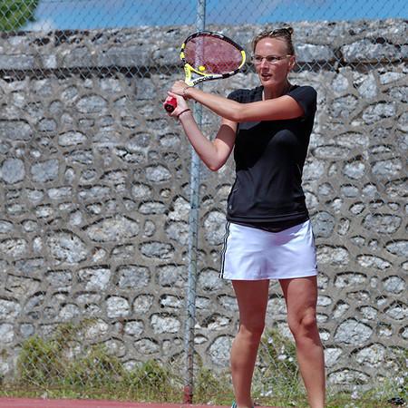 Tennis - Céline M. - Finale Lailly