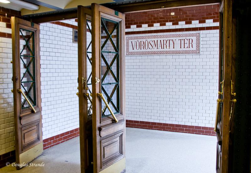Classic Metro station