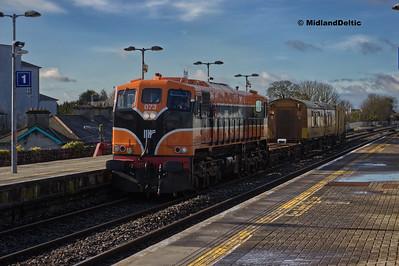 Portlaoise (Rail), 23-02-2020