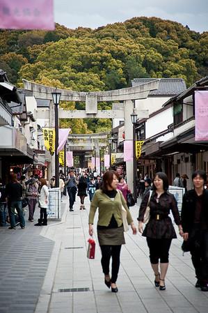 Tenmangu, Dazaifu, Fukuoka - April 10, 2010