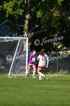 Girls Soccer vs Central Magnet 9/17/18