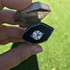 2.63ct Old European Cut Diamond Solitaire, GIA K VS2 44