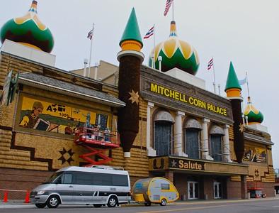 Mitchell Corn Palace, Mitchell, South Dakota