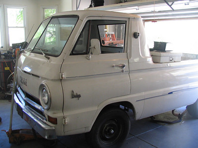 Ted's Dodge A-100 Projects
