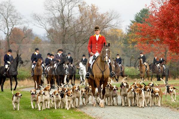 Piedmont Fox Hounds Opening Meet 11-5-15