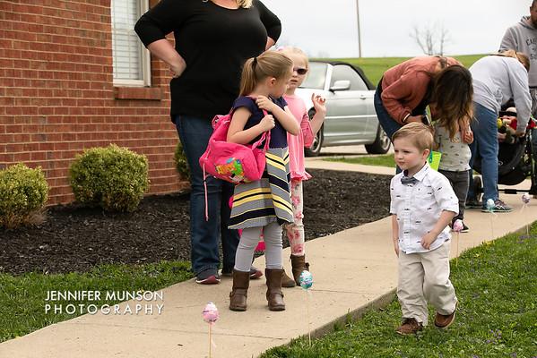 1st Annual Easter Egg Hunt 2019