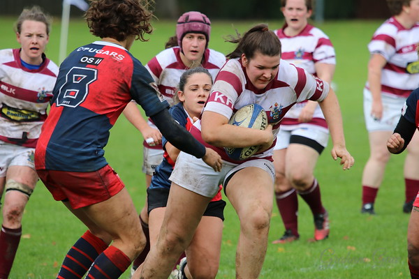 Corstorphine Cougars v Watsonian Ladies