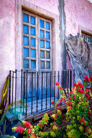 Doors and Windows of Mexico