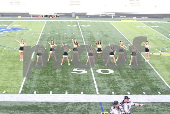 Forney High School JV Football & Cheer