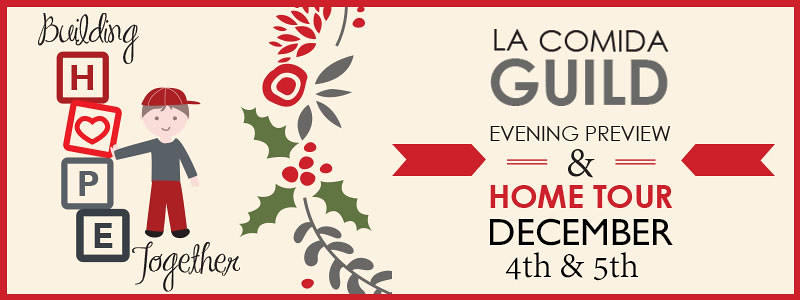 La Comida Guild Home Tour Dinner December 2014
