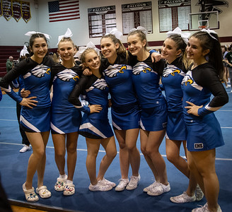 Ali's Cheer Competition 2/13/19