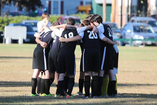 2013-09-20 Boys JV Soccer