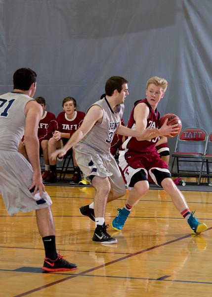 1/14/15: Boys JV Basketball vs Kent