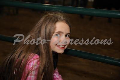 Around the barn