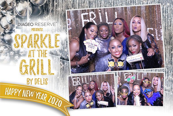 SPARKLE at The GRill by Delis