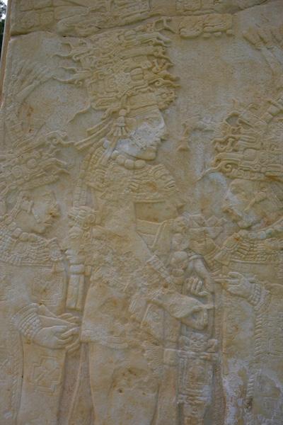 sculptures mayas de Bonempack Chiapas / esculturas mayas de Bonempack Chiapas / Maya sculptures of Bonempack Chiapas / Skulpturen Mayas von Bonempack Chiapas