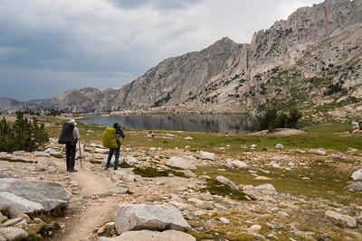 180807 John Muir Trail, Italy Pass