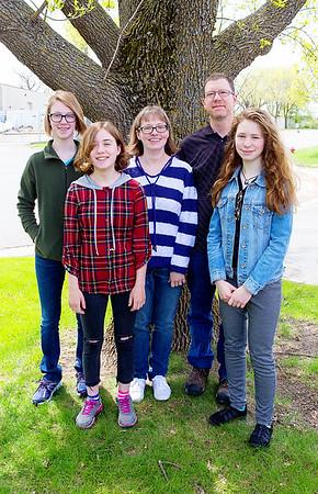 Carlson Family 5-18