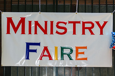 Ministry Faire 5-20-2012