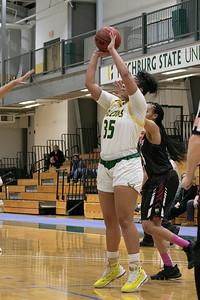 FSU's women's basketball, Feb. 11, 2020