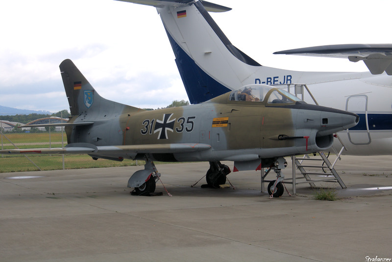 FIAT G91-R/3    31+35   s/n D403