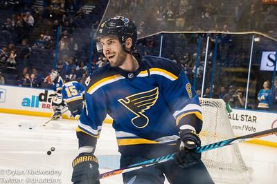 Blues vs Flyers - 12.28.16