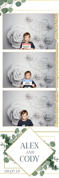 2019-09-07 St. Paul Intercontinental Hotel Wedding Photo Booth
