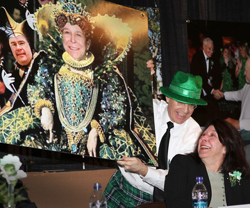 SLIDESHOW: St. Patrick's Day Lunch 2013