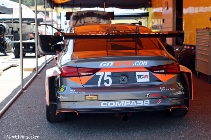 Compass Racing Audi RS3 LMS TCR