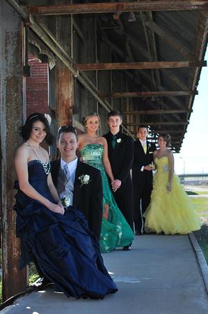 BHS Prom '12