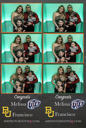Melissa & Francisco Grad Party | Dec. 28th 2013