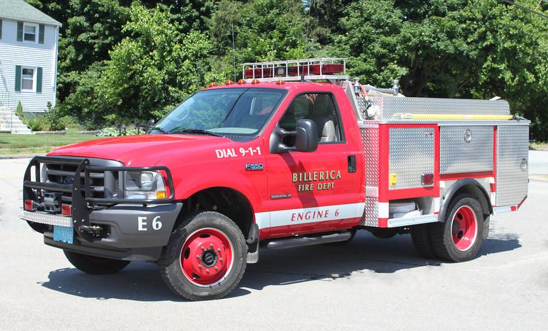 Engine 6 2002 Ford/Greenwood 250/250