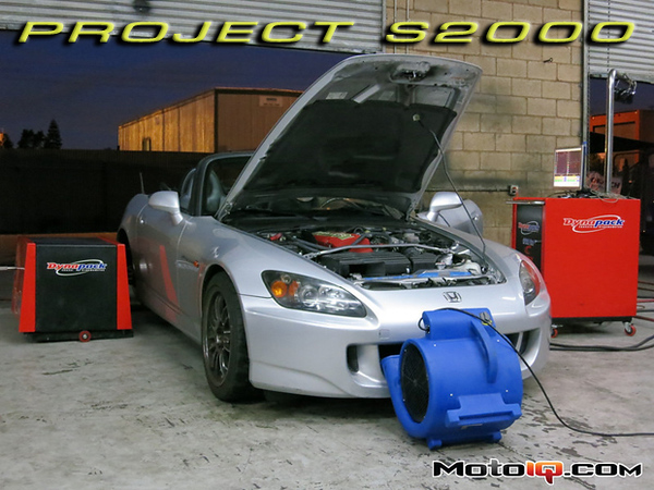 Project S2000 - Hondata KPro Gives More Power and Better Power