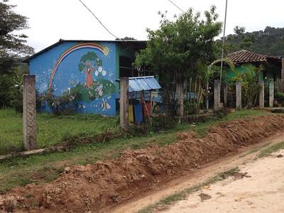 Santa Rosa Guinope, Honduras, 2014