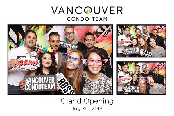 Vancouver Condo Team - Grand Opening 2018
