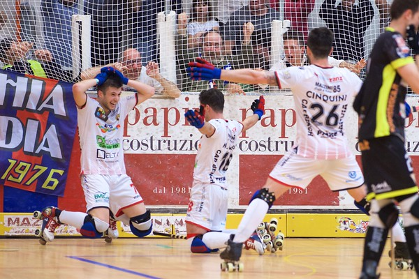 Gara2 Finale Scudetto: Hockey Forte vs CGC Viareggio