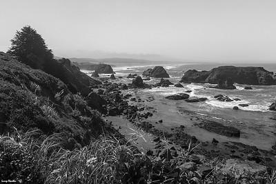Oregon and Northern California Coast