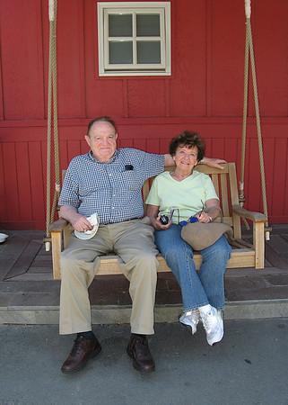 Leona & Irwin - SF, Marin, & Wine Country