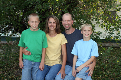 Kirkman Family October 2011