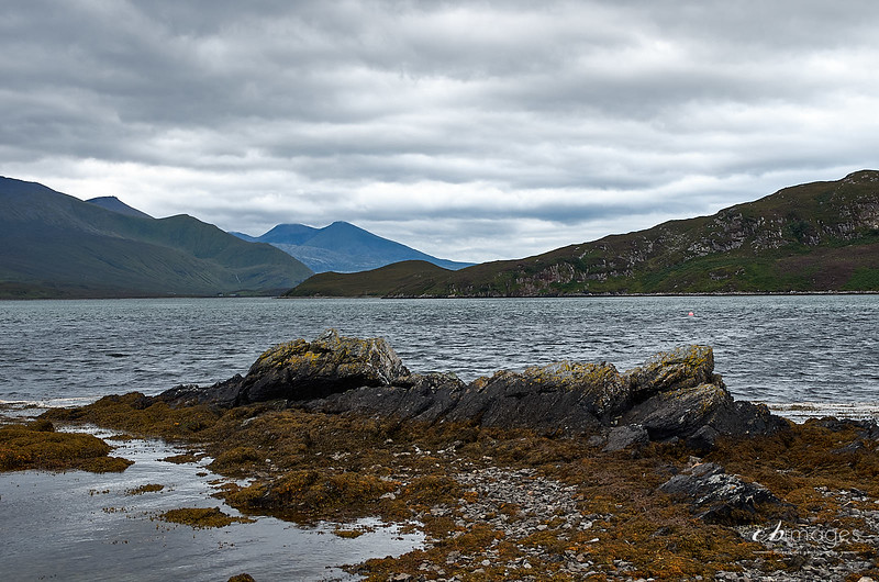Kyle of Durness, looking south