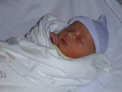 Hasten Fairchild's Birth