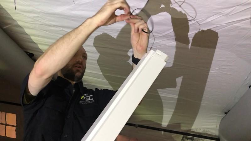 RDS   Electrical   Installing Center Ridgeline Hanging Lights 20190511.mov