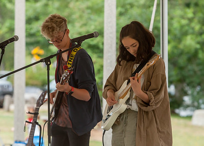 Petrichor at the VARSA Youth Stage Ober Park Festival Sunday