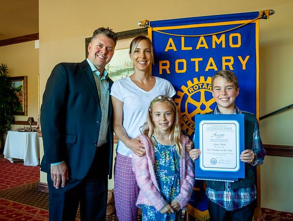 Rotary Teacher Student Awards