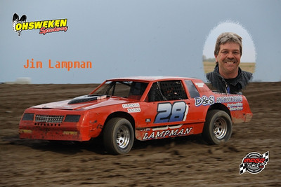 Ohsweken Speedway- Driver Roster