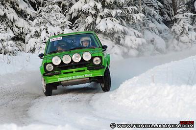 10.01.2009 |  OP Suonenjoki Ralli, Suonenjoki