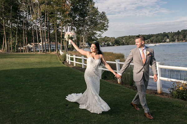Julie & Nick's Fairytale Grand View Wedding