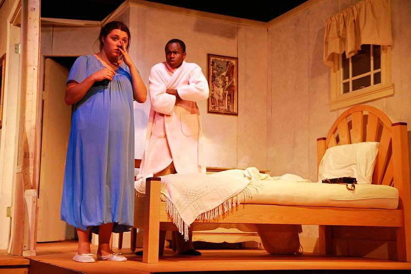 Gardner-Webb Theatre presents My Sweet Charlie; December 2011.