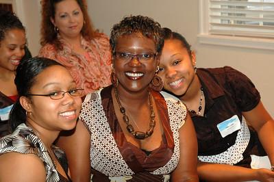Fashionetta Orientation Meeting June 9, 2007